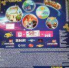 50 Rabatt Gutschein Coupon Heide Park Legoland Sealife Madame Tussauds Dungeons
