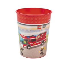 Lego® City Party Cup - OrientalTrading.com