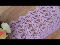 Crochet Video, Galaxy Wallpaper, Filet Crochet, Projects To Try, Diy Crafts, Blanket, Handmade, Vintage, Stitches