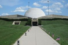 Visit Neil Armstrong Air and Space Museum, Wapakoneta, Ohio - Bucket List Dream from TripBucket