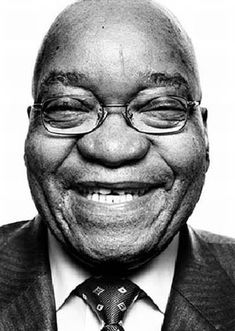 6. Jacob Zuma  President, South Africa  Born April 12, 1942  In office since May 9, 2009