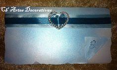 Frente: Convite ''D. Pedro V''  Simples, delicado e muito bonito!!!!