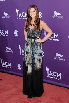 Rachel Reinert Photos: 47th Annual Academy Of Country Music Awards - Arrivals