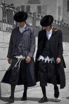 Yeshiva Students . Israel