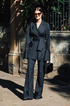 Australian Fashion Week street style 2018 - Vogue Australia