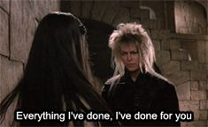 We Love Villains: The Strange Appeal of Jareth From Labyrinth - Smart Bitches, Trashy Books
