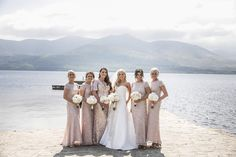 Be inspired by Hannah & Richie's glamorous Europe Hotel wedding, with couture style, a cathedral ceremony, Beauty and The Beast decor and lots of sparkle Tale As Old As Time, Bridesmaid Dresses, Wedding Dresses, Hotel Wedding, Beauty And The Beast, Couture Fashion, Europe, Glamour, Bridal