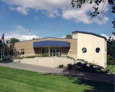 Yankee Clipper Branch Library  2025 Leonard St NE #NorthEastCitizenAction #Neighborhood