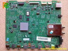 Placa principal Smart TV Samsung UN46D5500RGXZD.