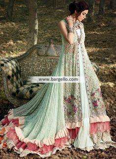 Fascinating Anarkali Dress for Special Occasions Zahra Ahmad Dresses D5300 Anarkaljαɢlαdyi