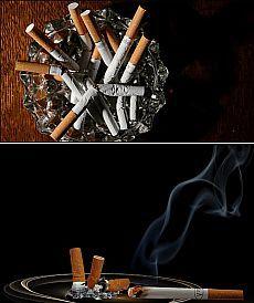 Заговор от табакокурения.