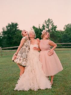 7 Alternatives to Having a Traditional Bridal Party