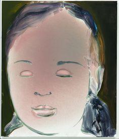 Marlene Dumas, Helena's Dream, 2008