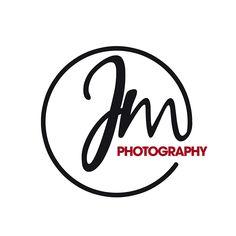 JM Photography Logo Design on Behance