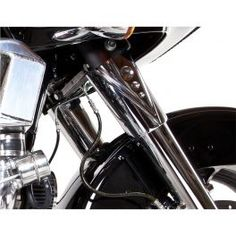 FORK TUBE COVER FOR INDIAN - LCS Motorparts