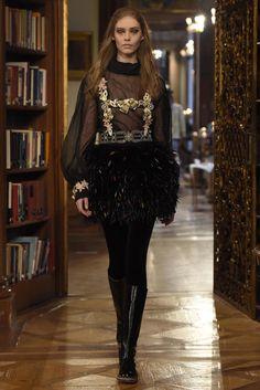 Chanel Pre-Fall 2015 Runway