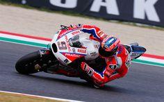 Descargar fondos de pantalla Danilo Petrucci, MotoGP, Octo Pramac Racing, Ducati Desmosedici GP15, el italiano Racer