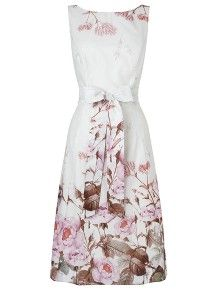 Phase Eight Chatsworth Floral Dress