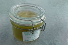 Comfrey salve for fractured bones, cuts, wounds, skin problems, multi-purpose first aid ointment.
