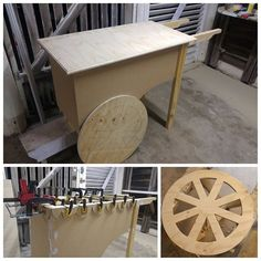 I made an icecream cart for a friend's kid's birthday party...that cost me nothing! Check out the full project http://ift.tt/2iq9yGP Don't Forget to Like Comment and Share! - http://ift.tt/1HQJd81