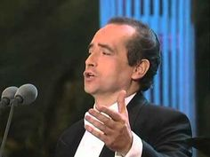 The 3 tenors in concert 1994, Los Angeles.  |   Recorded live on stage re-unites four of classical musics premiere and most popular talents. The legendary tenors José Carreras, Plácido Domingo and Luciano Pavarotti, together with conductor Zubin Mehta,  with a concert described as probably the biggest single musical event in history.