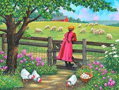 """John Sloane - """"Wool Gathering"""""""