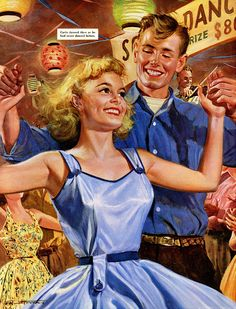 Square Dancing--the state folk dance of Idaho!  #squaredance #idaho #visitidaho