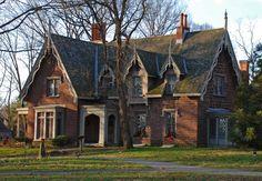 The Hermitage, Ho-Ho-Kus, NJ | National Historic Landmark an… | Flickr