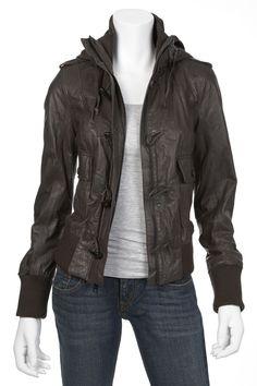 Levi's womens leather jacket, buy leather levi's jackets online