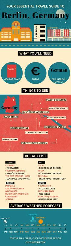 15 Must-Visit Attractions in Berlin | Germany, wanderlust, adventure, nightlife, food, coffee, Christmas, Summer, weekend breaks, city life, coffee