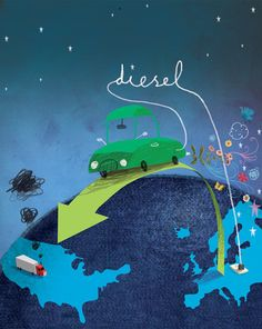 Oliver Jeffers Projects - Illustration