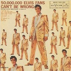 Elvis album 1959-my mom had this one :)