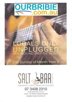 Locals' Only Unplugged