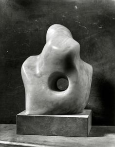 Barbara Hepworth - Pierced Form