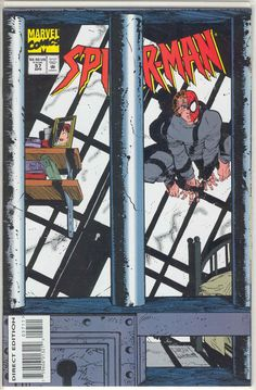 Title: Spider-Man   Year: 1990   Publisher: Marvel   Number: 57   Print: 1   Type: Regular   TitleId: 535b97f9-84f4-4c48-9259-98ac8f1c269f