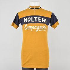 Vintage Sergal Molteni Team SS Cycling Jersey LARGE Road MTB Bike Campagnolo #Sergal