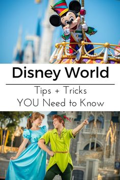 The BEST Disney World Tips, Tricks and Hacks from the daughter of a Disney Imagineer, Disney Vacation Club Owner, and Family Travel Writer + Mother to 5. These are the ONLY tips you will need to plan the most amazing Walt Disney World Vacation of your Dre
