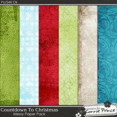 Scrapbooking TammyTags -- TT - Designer - Connie Prince, TT - Item - Paper
