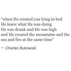 "Of Whispered Words (@ofwhisperedwords) no Instagram: ""#bukowski"""