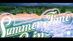 """Summer Time in Hawaii EP Ikena Dupont & Shaggamon """"THE OFFICIAL MUSIC VI..."""
