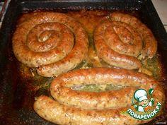 Домашняя колбаса (куриная) ингредиенты