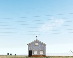 Portraits of Lonely Houses in Portugal – Fubiz Media
