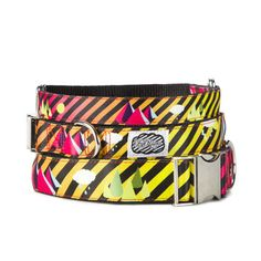 Electric 80s Dog Collars