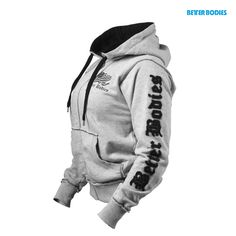 d612f391 Better Bodies Heavy Street Hoodie - Grey $159 Gym Clothes Women, Gym  Clothing, Athletic