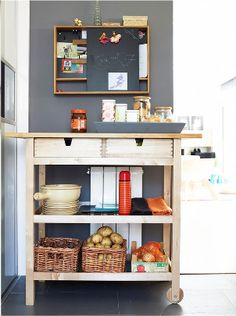 my kitchen island makeover on the ikea forhoja diy pinterest kitchen island makeover. Black Bedroom Furniture Sets. Home Design Ideas