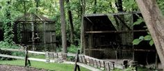 The Raptor Center at Glen Helen Nature Preserve in Yellow Springs, Ohio.