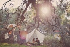 let's runaway to a forest and live like gypsies.