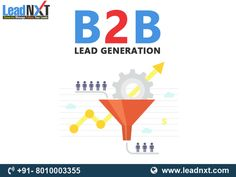 When it comes to sales, LeadNXT provides the best lead-generation strategies can have a significant impact. Lead Generation, Things To Come