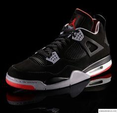 Air Jordan IV Retro Black Cement
