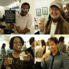 Downtown DC ice cream social